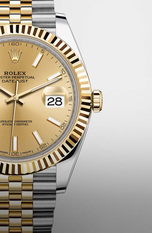 Rolex Datejust Watch February
