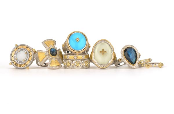 JudeFrances rings