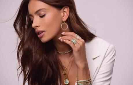 JudeFrances Jewelry model