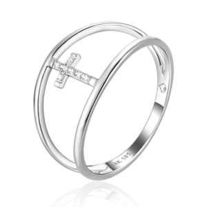 LUVENTE-Diamond-Cross-Double-Ring-Maxon-Z_R04807-RD.W