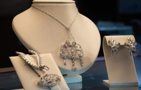 Maxon Estate Jewelry Diamond Set