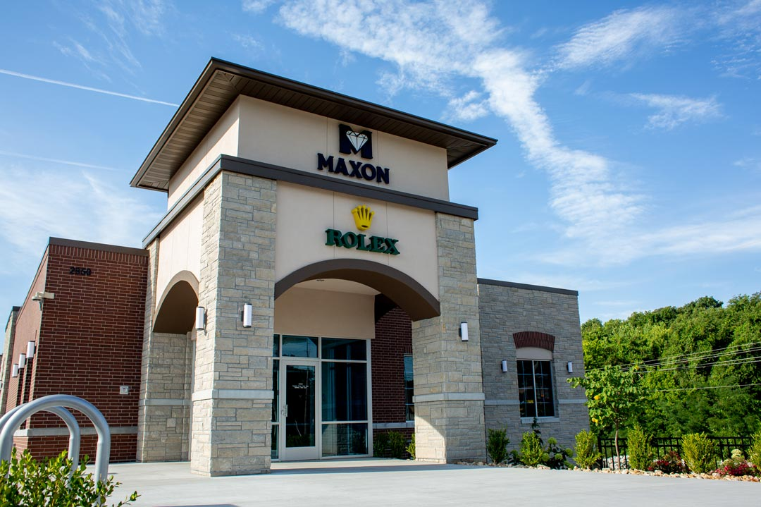 Maxon new building