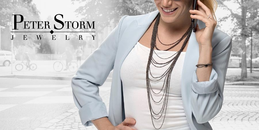 Peter Storm fashion jewelry