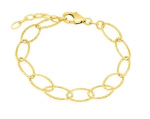 Peter-Storm-Yellow-Chain-Bracelet-SKU#GB501Y