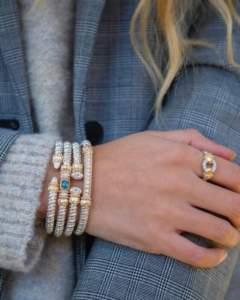 Vahan-14K-Gold-Silver-Diamond-Bracelet-SKU#23451D04