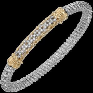 Vahan-14K-Gold&Silver-Cuff-Bracelet-SKU#23451D04