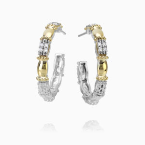 Vahan Hoop Earrings
