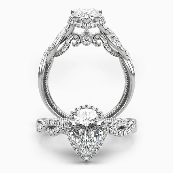 Verragio Insignia Engagement Ring