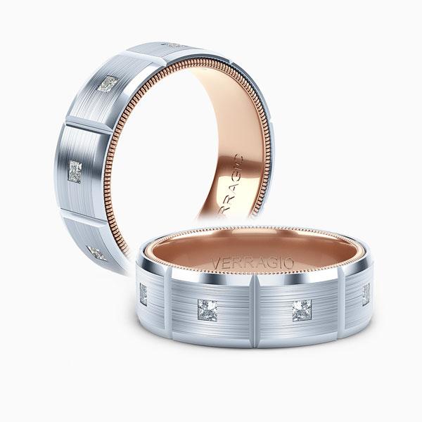 Verragio Mens Wedding Ring