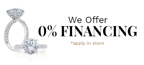 We offer 0% Financing